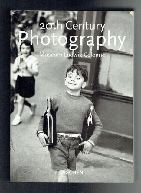 Museum Ludwig Cologne; 20th Century Photography (Klotz). 1996 Good