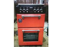 Red cooker and Grill-Oven
