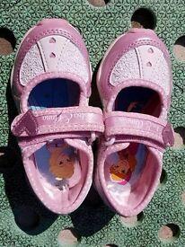 Disney Frozen Shoes INFANT SIZE UK 5 and size 6