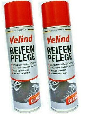 Velind Reifen Pflege Spray  2x 500ml