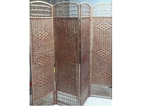 Room Divider/ Panel/ Privacy Screen/ Partition/ Bedroom CATHCART