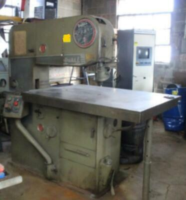 Doall 36 Vertical Band Saw Model 3612-3 With Blade Welder