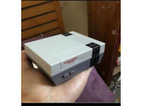 GAME CONSOLE WITH 600 BUILT IN GAMES