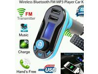 Car mp3 player bluetooth free delivery