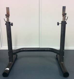 Squat Rack - Adjustable Adamstown Heights Newcastle Area Preview