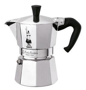 Bialetti | Moka Express Aluminium | Espressokocher | 6 Tassen | eBay | {Espressokocher 10}