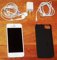 iPhone 5 32G white Fido
