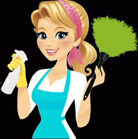 OFFICE AND HOME CLEANING LADY PLEASE CALL 647-241-4605
