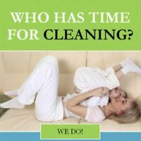 Fantastic house cleaner available!