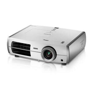 Epson Home Cinema 8345 1080p 3LCD HD Projector - OpenBox Sale