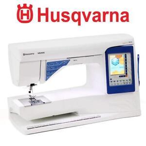 NEW HUSQVARNA VIKING SEWING MACHINE 0957380112 195821013 VIKING SAPPHIRE 965Q