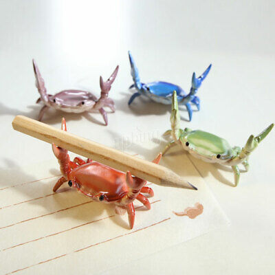 Crab Penholder Creative Multi-functional Pen Holder Carriage Collection Gift