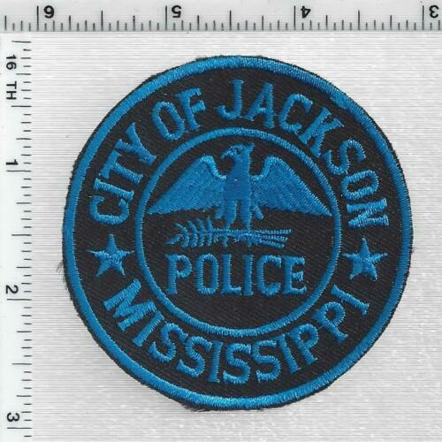 City of Jackson Police (Mississippi) 3rd Issue Shoulder Patch