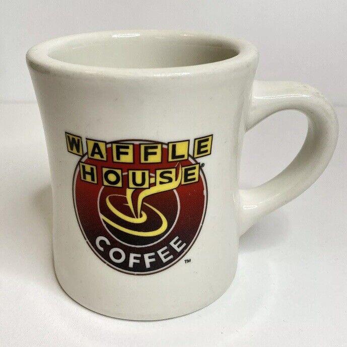 Waffle House Coffee Mug Cup Tuxton Heavy Ceramic Vintage Restaurant Ware