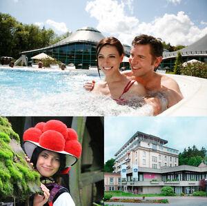 3T Relax Kurzurlaub im Schwarzwald ★★★ Hotel Soleo Bad Dürrheim Kurzreise Urlaub