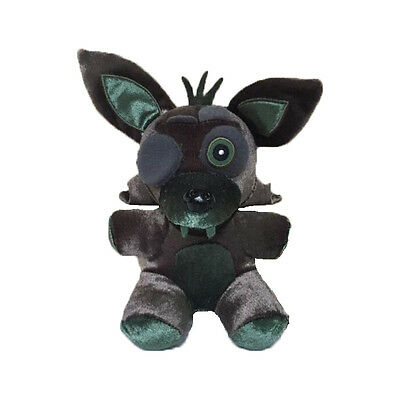 Fnaf New Five Nights At Freddys 6  Phantom Foxy Collectible Plush Toy Gift