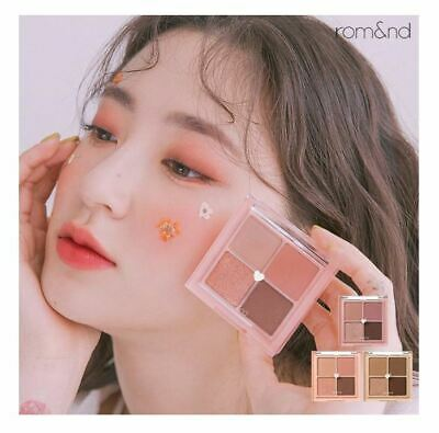 Rom&nd Better Than (2019 New) Eyes 3 Colors-Korean Cosmetics