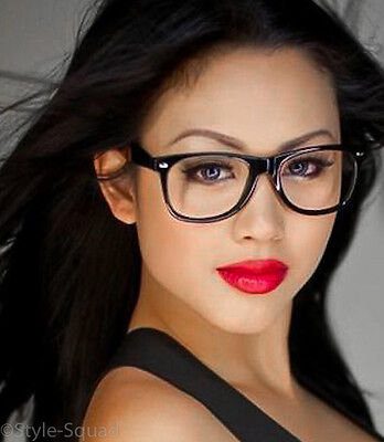 Vintage Look Sexy Nerd Geek Secretary Hipster Fashion Eye Glasses Frames 1126 (Nerd Look Glasses)