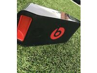 Genuine Beats by Dr Dre. Beatbox Portable Bluetooth speaker.