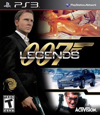 James Bond 007 Legends PS3 New PlayStation 3, Playstation 3