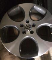 """Mkv GTI oem 18"""" wheels"""