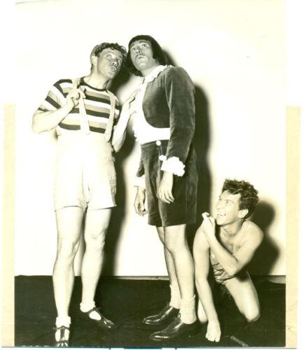 BURGESS MEREDITH GEORGE MURPHY Tom Dick and Harry Orig 1941 Photo John Miehle
