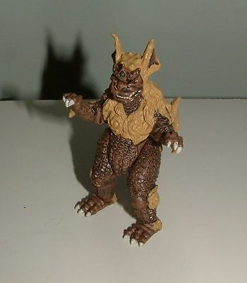 BANDAI Gashapon HG KING SEESAR/CAESAR Mini Figure Godzilla Series 9