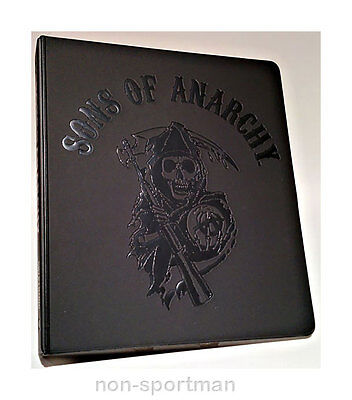 Sons Of Anarchy Season 1 3 Cryptozoic Binder With Costume M05 Charlie