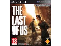 The Last of Us - PS3 Game 📞call 07597681110