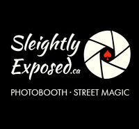 Event Photobooth - Sleightly Exposed - Photo booth