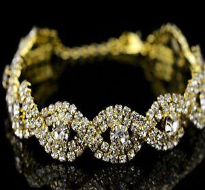 Bracelets en cristal et autres