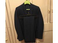 Navy Blue Markham Suit