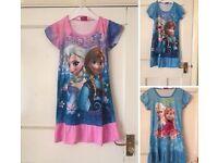 Disney Frozen Night Dress age 3-4