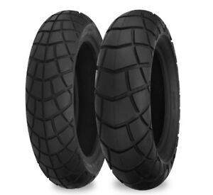 Yamaha TW200 Front & Rear Tires Combo 130/80-18 & 180/80-14