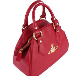 Genuine Vivienne Westwood Red Bag