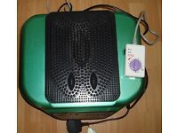 Quality EXTRA POWERFUL vibration plate/massager. Medical vascular benefits