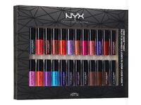 NYX Liquid Suede Cream Lip Vault