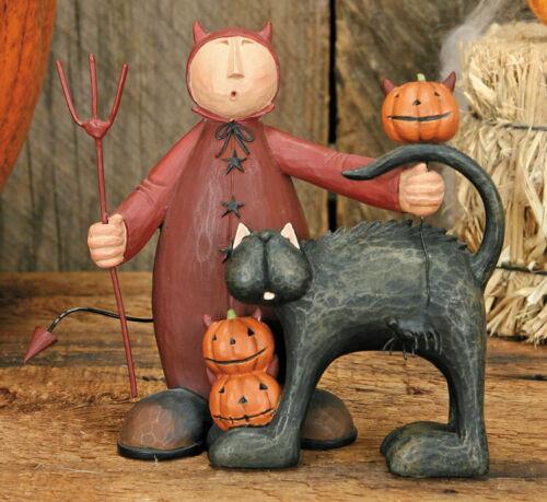 """Williraye Studios """"Devilishly Good"""" Kid in Costume WW6162 New in Box"""