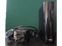 Western Digital 2 TB External Hard Drive