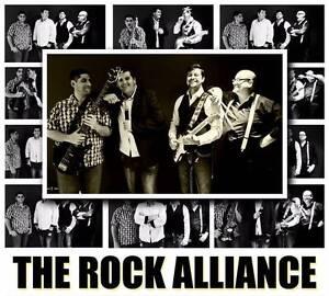 The Rock Alliance - Brisbane's No1 Party Band Loganholme Logan Area Preview