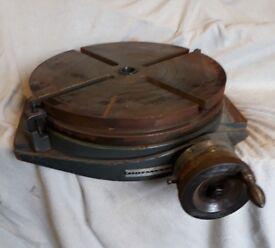 Hofmann 300mm Diameter Rotary Table