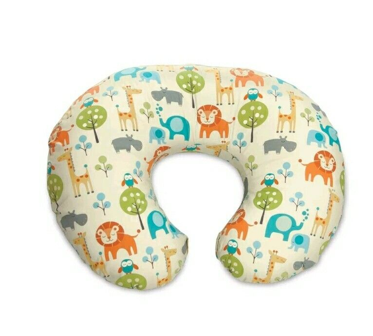 💚 CUTE ANIMALS UnisexPillow Boppy Cover Baby  BreadtFeeding Mom Toddler