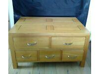 Laura Ashley wooden storage chest