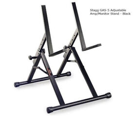 Adjustable Amp/Monitor Stand... NEW AND UNUSED