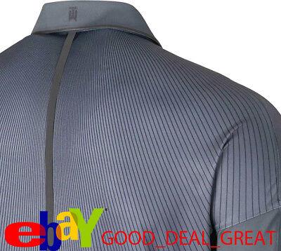 New Nike Tiger Woods Tw Vl Max Glow Framing Polo Shirt 726189 021   Size Medium
