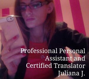 Professional and Dedicated Personal Assistant