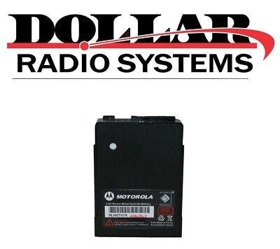 New Minitor V Pager Battery Rln5707 Motorola Oem 3.6 Volt 650mah Ni-mh