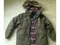 Trespass Boys Coat Age 9-10