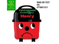 WANTED ANY HENRY HOOVER WITH FREE COLLECTION