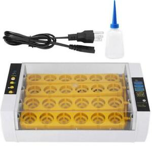 24 EGG INCUBATOR - BRAND NEW - FREE SHIPPING
